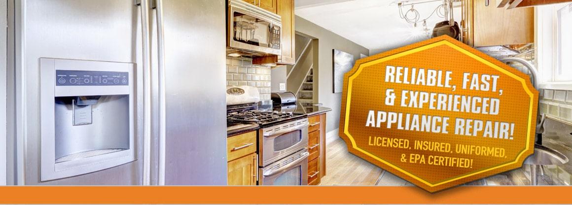 Atlanta Appliance Repair Refrigerator Repair 678 765