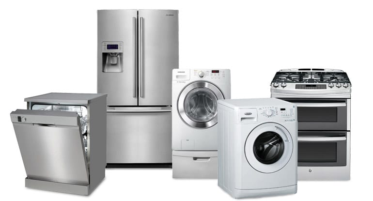 home appliances, Reliable Appliance Repair Company