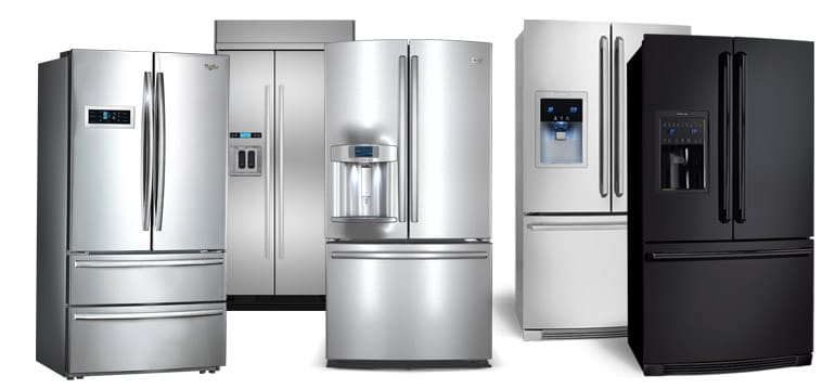refrigerator models, Atlanta refrigerator repair, All Pro Appliance and Refrigerator Repair Services Metro Atlanta