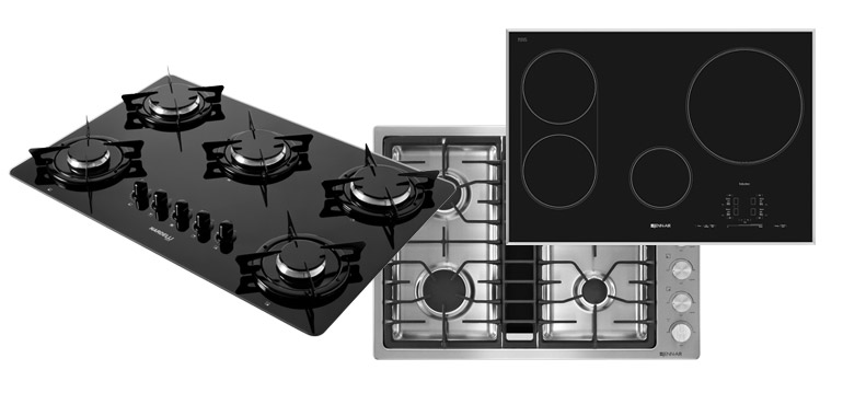 cooktop models, Cooktop Repair Services, All Pro Appliance and Refrigerator Repair Metro Atlanta