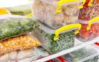 produce and fruit freezing in refrigerator, All Pro Appliance and Refrigerator Repair Cumming GA