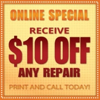 AllPro Appliance and Refrigerator Repair by PeachState Atlanta GA savings coupon