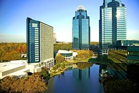 The King and Queen buildings. in Sandy Springs, Sandy Springs Refrigerator Repair