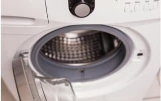 open washing machine, 5 Washing Machine Problems Most Homeowners Are Tired Of